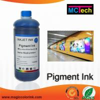 Buy cheap 1000ml bulk large format printer pigment ink for Epson r2880 from wholesalers