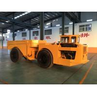 Wholesale Easy Operation Low Profile Dump Truck 15 Tons For Underground Mining Project from china suppliers