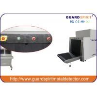 Wholesale middle size security  x ray mahine , airport luggage scanner with tunnel size 80*65cm from china suppliers