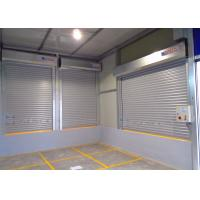 Wholesale Industrial Workshop Security Doors Wind Load Max 30 m / s Outside Security Door from china suppliers