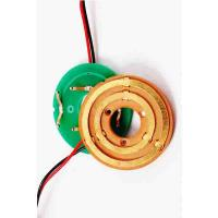 Wholesale Compact JINPAT Customized Slip Ring Pancake Ultra Low Resistance Connnector Small And Precise Device from china suppliers