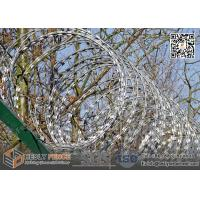 China Razor Barbed Wire Fencing