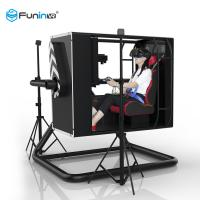 Wholesale Rudder Pedal Control VR Flight Simulator 6kw Electricity Power For Teenagers from china suppliers