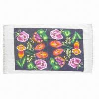 Wholesale Promotional Tea Towel, Available in Various Designs and Sizes from china suppliers