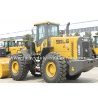 Wholesale SDLG Brand 3-5.5m3 Bucket 6T Loading Capacity Loader with Weichai Engine VOLVO Transmission from china suppliers