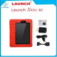 Wholesale Original Launch X431 5C Pro Wifi/Bluetooth Tablet Diagnostic Tool Full Set Online Update from china suppliers