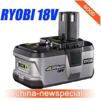 Wholesale Ryobi 18V P104 compact Lithium Ion Battery ONE+ Power tool battery - Free Shipping ! from china suppliers