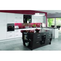 Wholesale modular high gloss kitchen cabinet modern kitchen exported to Australia from china suppliers
