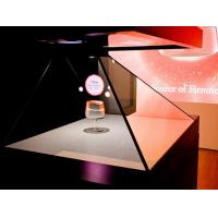 Wholesale 42'' Virtual Projection Hologram Pyramid For Exhibition , Trade Show from china suppliers