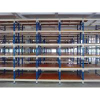 Wholesale Customized Electro Static Dusting Spray Medium Duty Racks and Shelf, 2-12 Levels from china suppliers