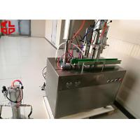 Wholesale Party String Aerosol Spray Paint Filling Machine 316 Stainless Steel from china suppliers