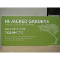 Quality Coroplast printing/Plastic signage/Plastic signs for sale