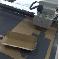 Wholesale carton sample making cnc cutting small production making machine from china suppliers
