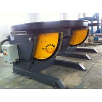 Wholesale 1100W Horizontal Automatic Pipe Welding Positioners 3 Ton Rotation Capacity from china suppliers