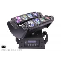 Quality Professional Led Moving Head Lights RGBW 4 IN 1 Aluminium Body for sale