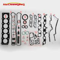 Quality 2JZGE METAL full set for LEXUS SC GS TOYOTA CROWN engine gasket 04111-46093 04111-46064 50137600 for sale