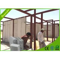 Wholesale Light weight  Economy Building Materials Precast Concrete Sandwich Panel from china suppliers