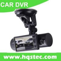 Wholesale Car DVR Car Black Box with Dual Camera GPS Tracker 3D G-sensor and 2.7-inch Big LCD HQS -X2000 from china suppliers
