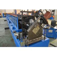 Buy cheap Servo Feeding Device Upright Frame Cold Roll Forming Machine 11 kw from wholesalers