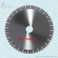Wholesale Silver Brazed Diamond Durable Saw Blade for Cutting Sandstone and Granite - DSBB03 from china suppliers