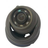 Wholesale 700 TVL Black Vehicle Mounted Cameras , Infrared Mini Dome Security Car Camera from china suppliers
