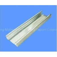 Wholesale Baier Steel Channel matched with gypsum boards from china suppliers