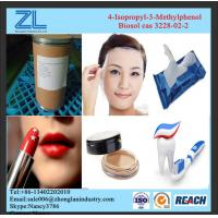 Wholesale Cosmetic ingredients 3-methyl-4-isopropylphenol cas 3228-02-2 white powder 99%min from china suppliers