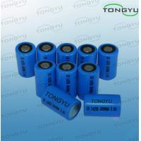 Wholesale 3V Lithium Manganese Dioxide Battery CR14250 For Remote Monitoring Systems from china suppliers