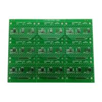 Wholesale Leaded HASL FR4 Single Sided PCB Board , Hard Gold / Silver Immersion PCB from china suppliers