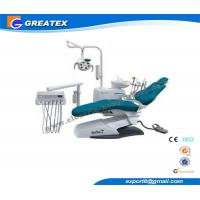 Wholesale European Style Economic Dental Chair Unit Hospital with Curing Light and Scaler from china suppliers