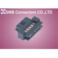 Wholesale Tin Plated Idc 10 Pin Connector / 50 Pin Idc Connector 2mm itch from china suppliers