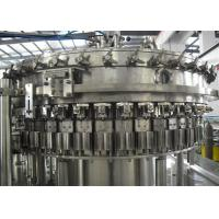 Wholesale Coca - Cola Soft Carbonated Drink Production Line 500m2 1000-10000l/H from china suppliers