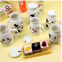 Wholesale milk cup ceramic pot from china suppliers