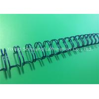 Wholesale Metal Double Loop Wire Spiral Binding Combs 12.7mm Secure Document Pages from china suppliers