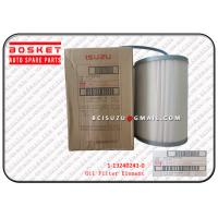 Wholesale Isuzu Filters 6wf1 Oil Filter Element from china suppliers