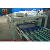 Wholesale EPS Roof / Wall Panel Making Machine CE Iron Sheet Roll Forming Machine from china suppliers