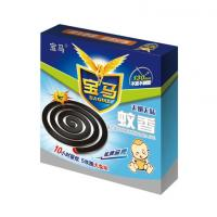 Wholesale Mosquito Coil , Bao Ma Brand, Cheap ! Good Quality ! 10pcs/ Box from china suppliers