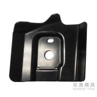 Buy cheap Pierce And drawing Tool Automotive stamping Parts ,  automotive sheet metal parts from wholesalers