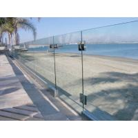 Wholesale Baby Balustrade DIY Glass Pool Fencing Baby Guard Rail from china suppliers