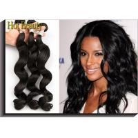 "Wholesale None Chemical Virgin Peruvian Hair Extensions Loose Wave 12""- 28"" Shedding Free from china suppliers"