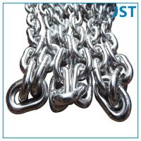 Wholesale Zinc Plated Grade 80 Calibrated Steel Hoist Chain from china suppliers