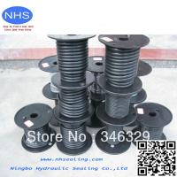 Buy cheap Hydraulic Rubber O Ring FKM NBR Cords for Industrial Component from wholesalers