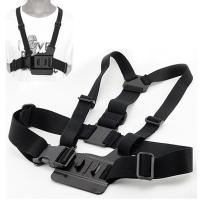 Wholesale Gopro Hero 3+ 3 2 1 Camera Chest Body Strap Adjustable Harness Backpack Strap from china suppliers