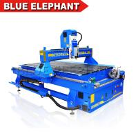 Buy cheap 1325 cnc router machine 4 axis , cnc router wood carving machine for sale from wholesalers