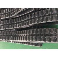 Quality HITACHI CG8 YANMAR WB1000.1 Rubber Track 230*72*46 for Construction machine for sale