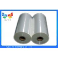 OPS Shrink Film Rolls , Anti Pollution Shrink Wrapping Film For Packaging