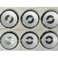Wholesale Round Rapid Plastic Parts CNC Machined Prototypes With Painted And Chromed Surface from china suppliers