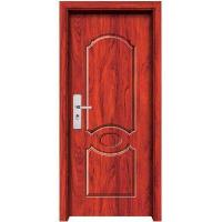 Wholesale solid wooden compound door HF-9007 from china suppliers