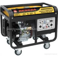 Wholesale Single & Three-phase Two-Way Gasoline Generating Set with Constant Power Output from china suppliers