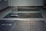 Wholesale steel grating flooring grating from china suppliers